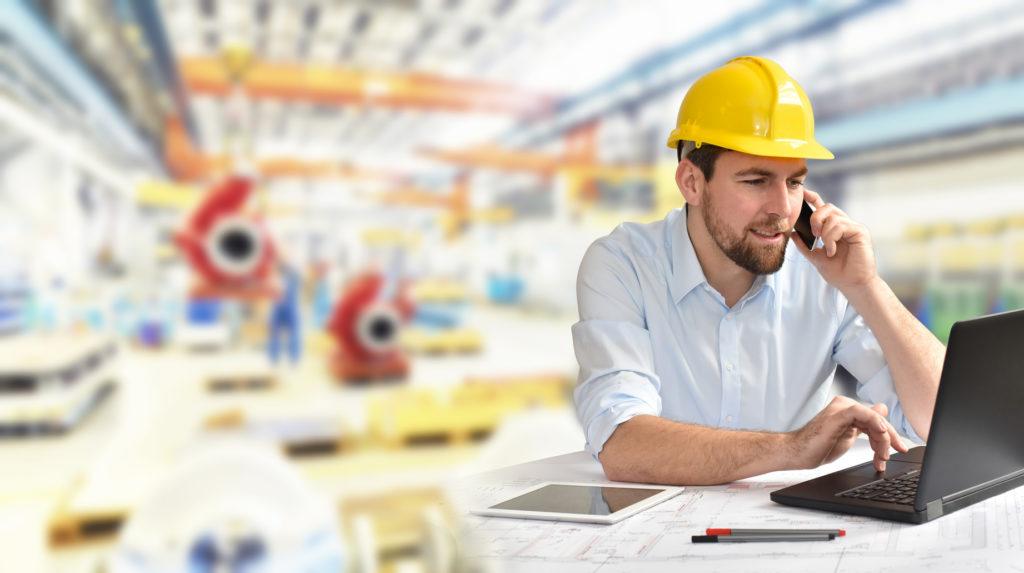 Standortübergreifende Effizienzsteigerung in der Produktion durch 5G- und Cloud-Techniken © industrieblick / Fotolia
